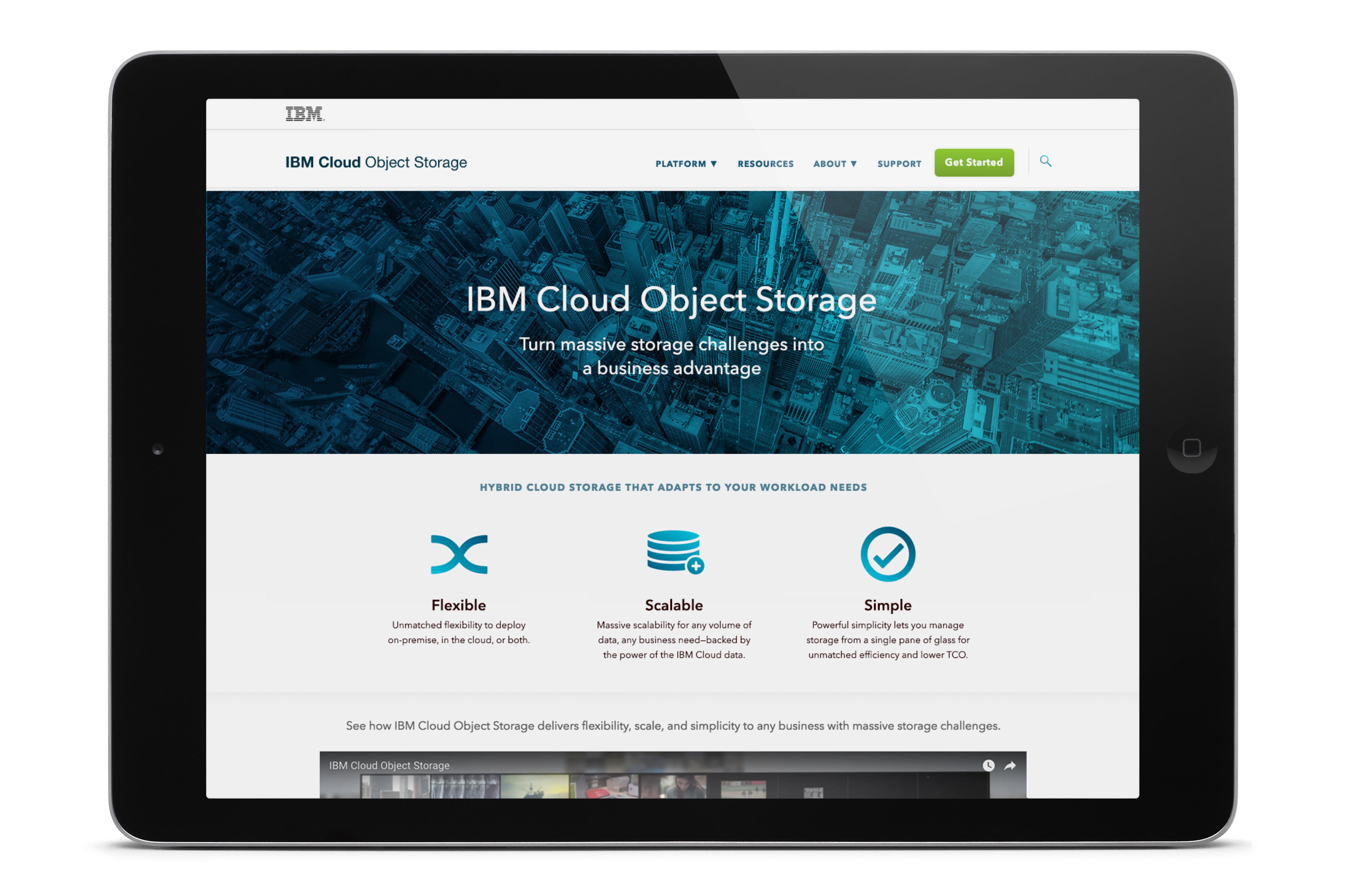 ibm cloud object storage website  u2014 jana heyer mfa